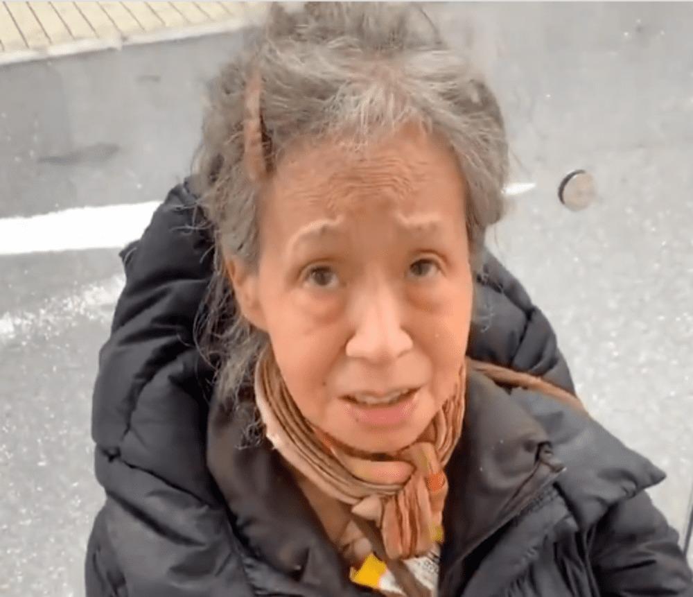 100円おばさん