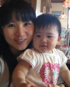 平田久美子、子供、顔画像,Facebook